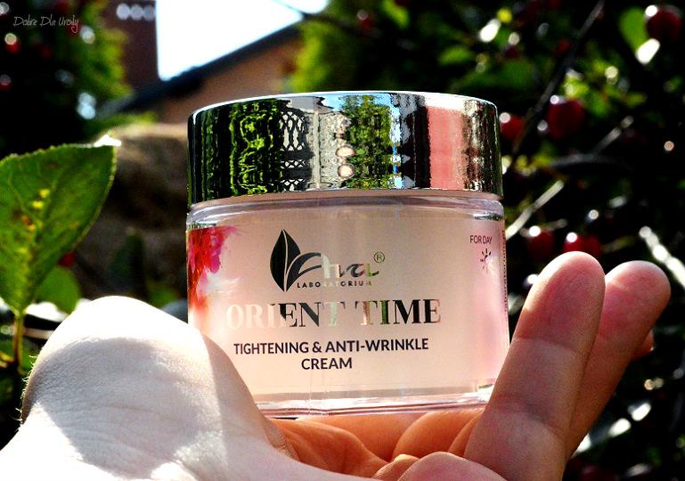 Orient Time Napinająco-przeciwzmarszczkowy krem na dzień Ava Laboratorium recenzja