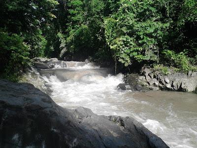 objek wisata sungai kinarum, tanjung,