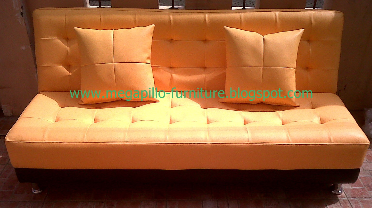 Megapillo Furniture Spring Bed Online Shop Sofa Bed Lipat