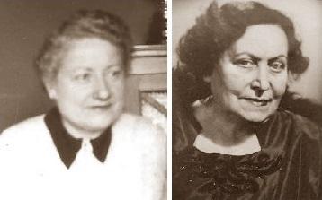 Las ajedrecistas Júlia Maldonado y Eustòlia Embaeff