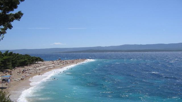Spiagge: Zlatni Rat, il Corno d'oro dell'isola di Brac