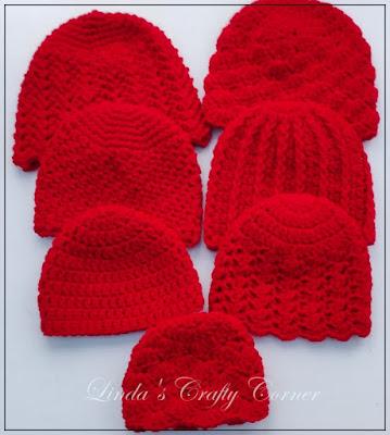 crochet baby hats preemie hats