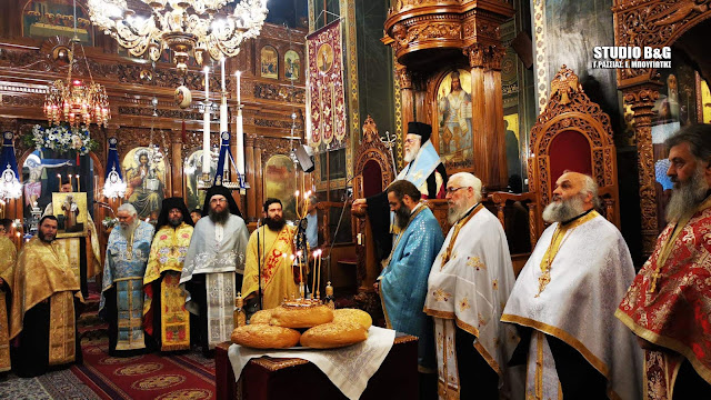 Το Άργος γιορτάζει την ανάμνηση της ανακομιδής των Ιερών Λειψάνων του Αγίου Πέτρου (βίντεο)