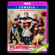 Jugando con fuego (2019) WEB-DL 1080p Latino