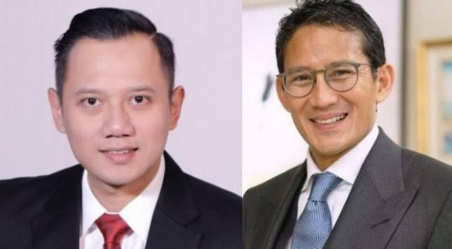Bergabungnya Sandiaga dan AHY dalam Kabinet Akan Buktikan Jokowi Bebas dari Tekanan Elite