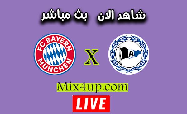 نتيجة مباراة بايرن ميونخ و أرمينيا بيليفيلد اليوم 17-10-2020 الدوري الالماني