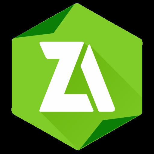 ZArchiver - Gerenciador de arquivos para android