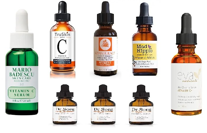 discover  Best Vitamin C Serums, According to Dermatologists