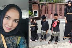 Usia Masih 25 Tahun, Mama Muda Ini Lahirkan 5 Anak Dalam 5 Tahun