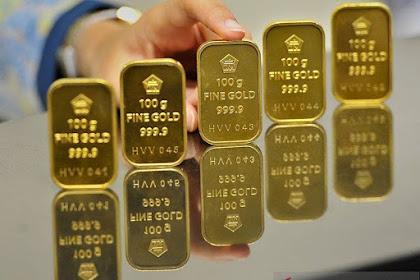 Harga Emas Hari Ini (25 Oktober 2020) di Pegadaian, Logam Mulia Antam, Batik, Retro dan UBS