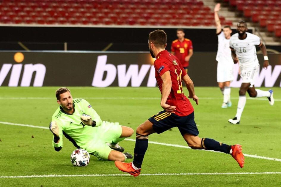 موعد مباراة اسبانيا وسلوفاكيا في كاس الامم الاوروبيه