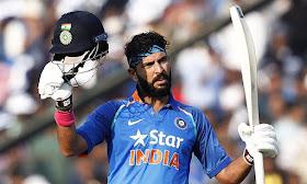 Yuvraj Singh 150 vs England Highlights