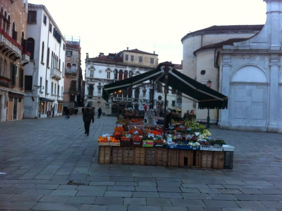 mercatino - Guia em português em Veneza