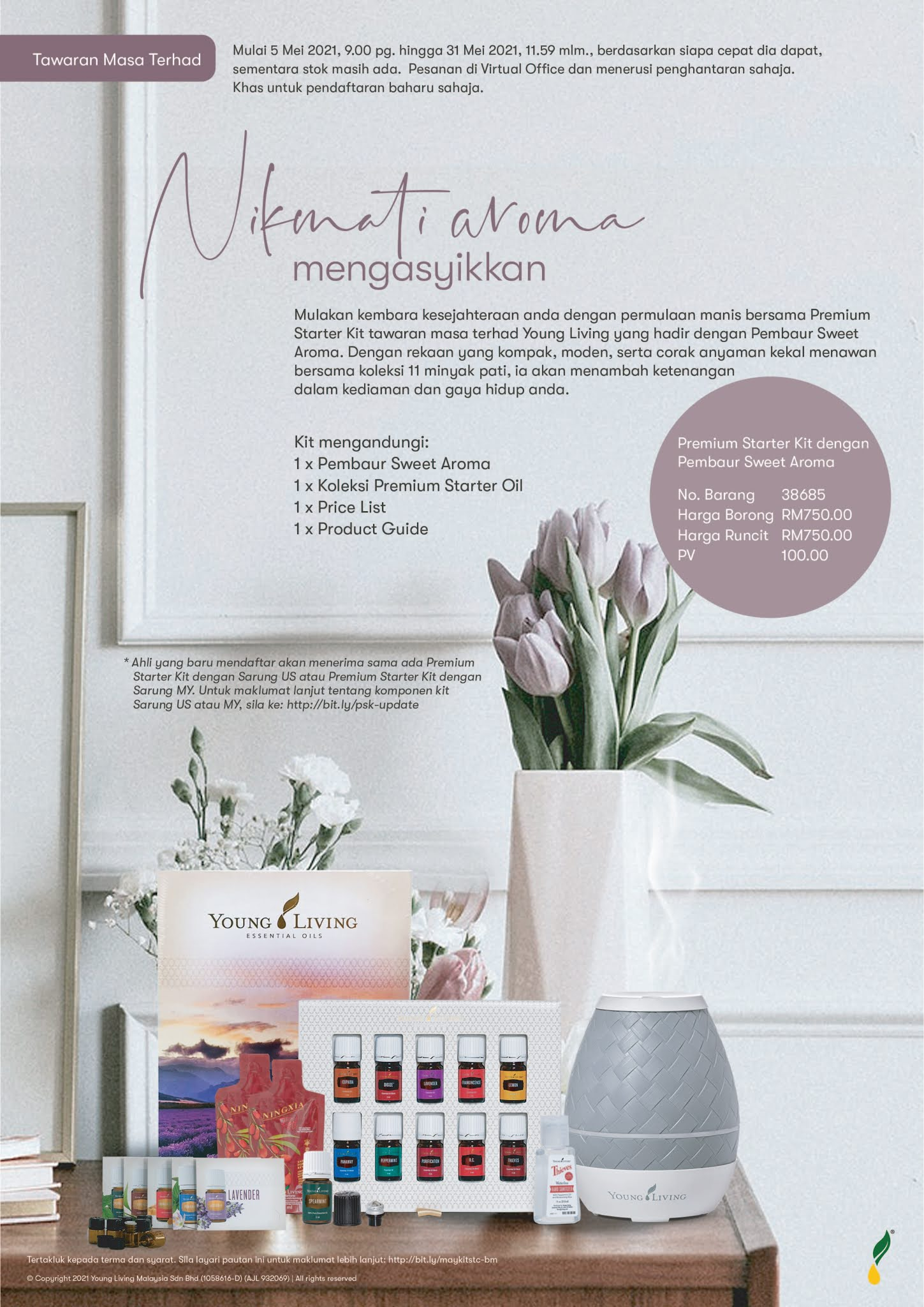 Set Young Living