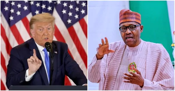 MURIC tells FG to place travel ban on President Trump