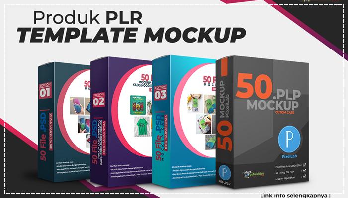 PLR (Licensi) Template Mockup