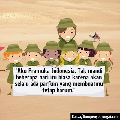 Gambar Ucapan Selamat Hari Pramuka Indonesia (4)