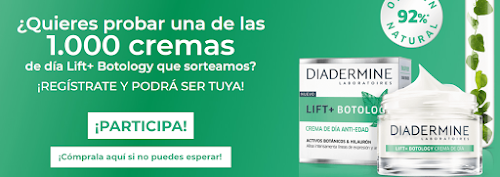 Prueba gratis Diadermine Lift Botology