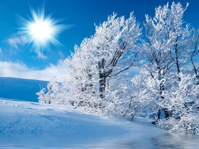 Hình ảnh đẹp về mùa đông