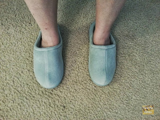 memory foam slippers giveaway