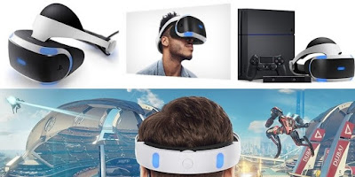 Playstation, Virtual Reality, VR Harga Murah, Perangkat Virtual
