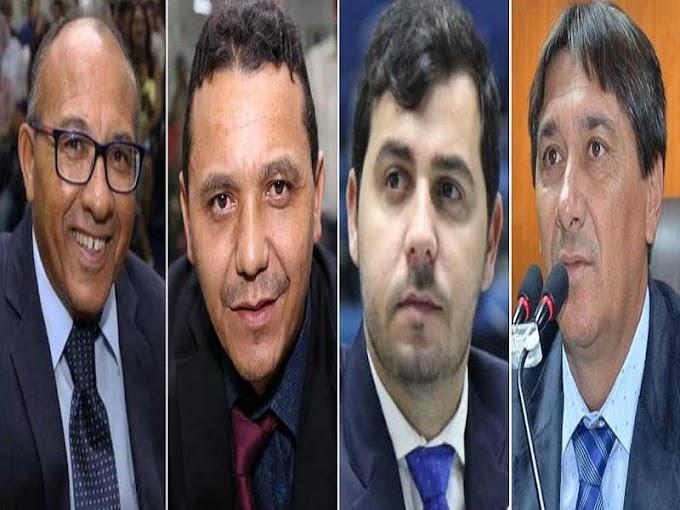 Ivonete tem pelo menos 04 apoios para reeleição: Janduy, Rui, Aldo e Renan Maracajá