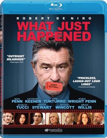 What Just Happened (2008) Dual Audio 720p