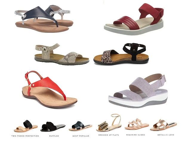 the 10 Best Selling Sandals on Amazon - Reviews