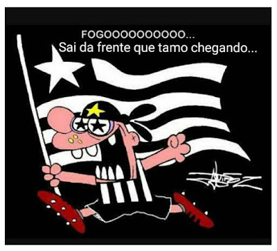 Ainda vou morrer de Botafogo