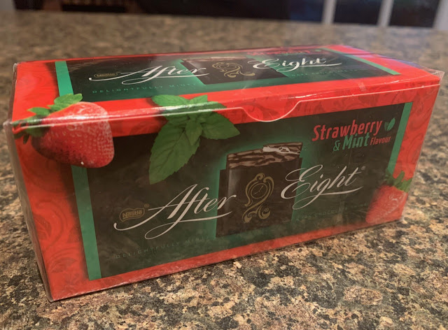 After Eight - Strawberry & Mint