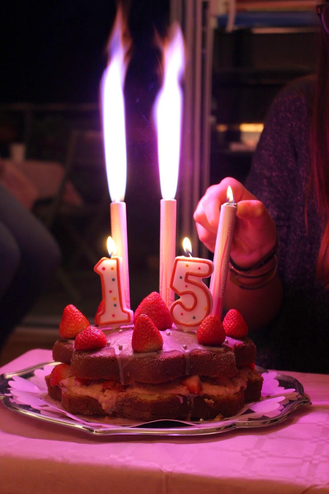 Pink Cake 15