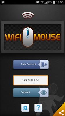 membuat mouse wifi