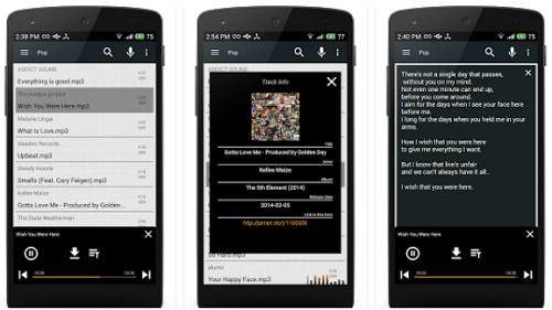 Aplikasi Android untuk download lagu dengan cepat