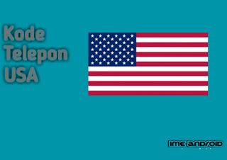 Kode telepon negara Amerika