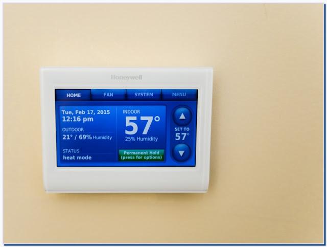Trane thermostat circulate mode