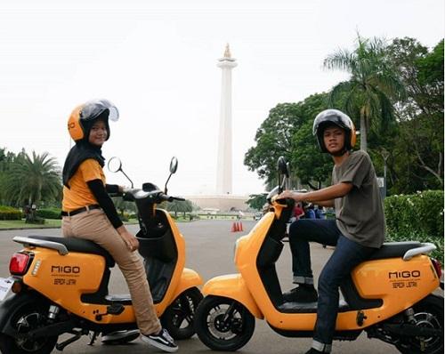 Motor Migo - Bike