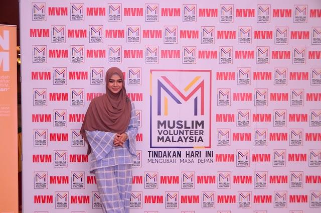 BANTU DAN SERTAI MUSLIM VOLUNTEER MALAYSIA (MVM)