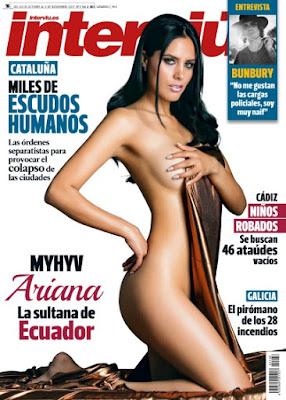 Revista Interviú España - 30 Octubre 2017