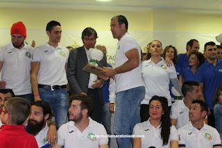 Entrega Premios Copa Diputacion Carreras Populares