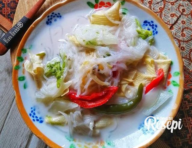 pelbagai masakan masak lemak sayur sayuran  awesome resepi simple  mudah kita nak buat Resepi Masak Lemak Labu Ikan Bilis Enak dan Mudah