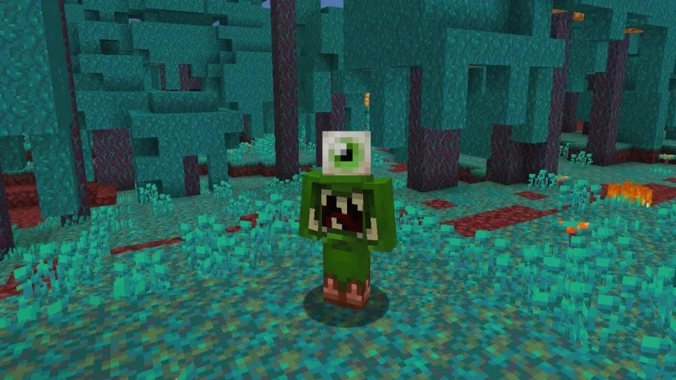 سكن Swamp Glob