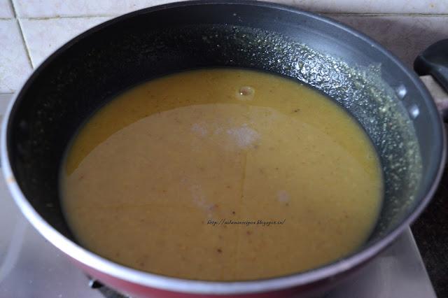 Toor Dal Recipe