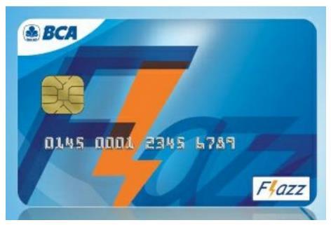 Flazz BCA dengan ATM BCA