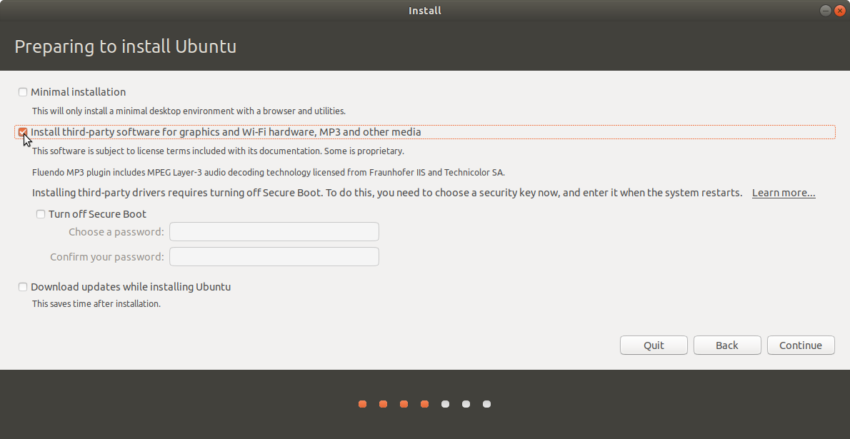 Easy Linux Tips Project: Multimedia support in Ubuntu 18 04