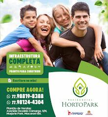 Horto Park, o primeiro bairro planejado em Macarani