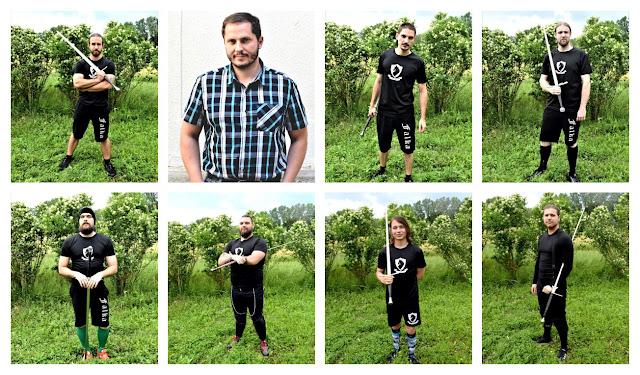Czelder József, Kacz Gábor, Bagala András, Fábián Dániel, Gáspár Norbert, Károly Zsolt, Kováč Szilárd, Mészáros Márk