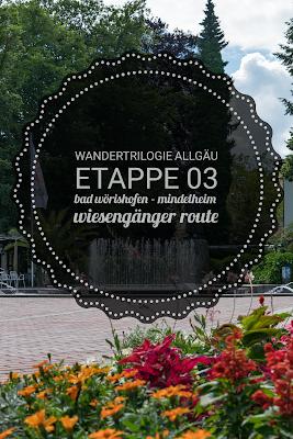 Wandertrilogie Allgäu | Etappe 03 | Bad Wörishofen-Mindelheim - Wiesengänger Route 22
