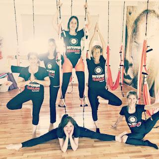 formation aero yoga