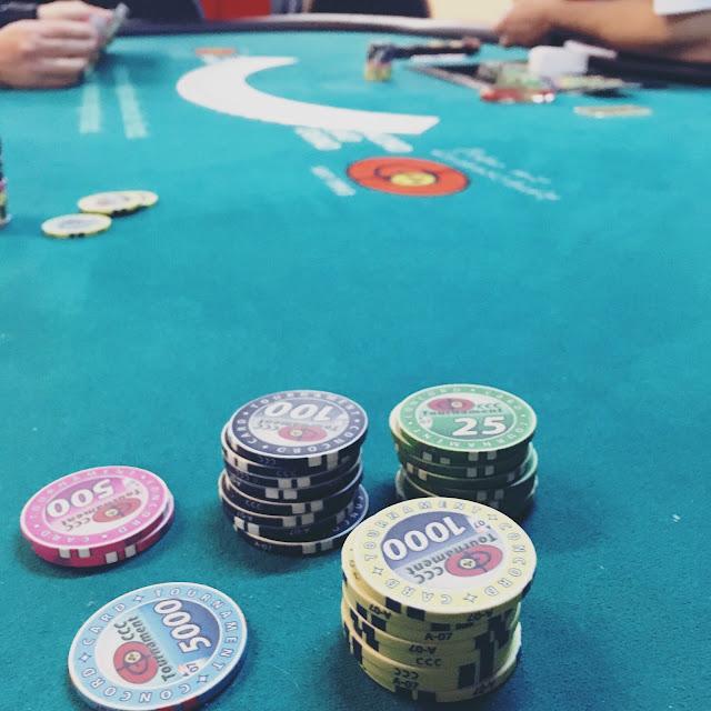 grinsestern, sieben sachen sonntag, mein tag in bildern, poker, sonntags