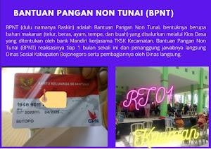 Bantuan Pangan Non Tunai (BPNT)